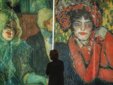Picasso/Lautrec
