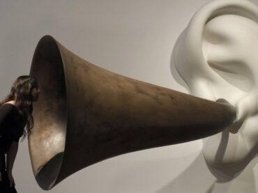 ¿Arte sonoro?