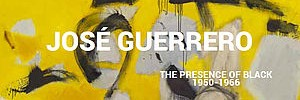 José Guerrero. The presence of black