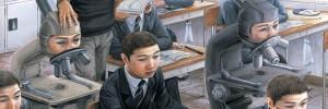 Tetsuya Ishida. Autorretrato de otro