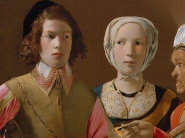 Georges de La Tour, 1593-1652