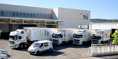 Tti Transport - Sede Alcalá de Henares (Madrid)