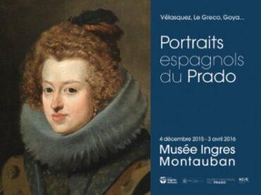 Retratos del Prado en el Museo Ingres de Montauban